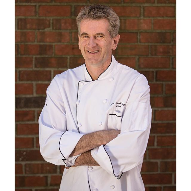 Chef Jean-Claude Douguet of -