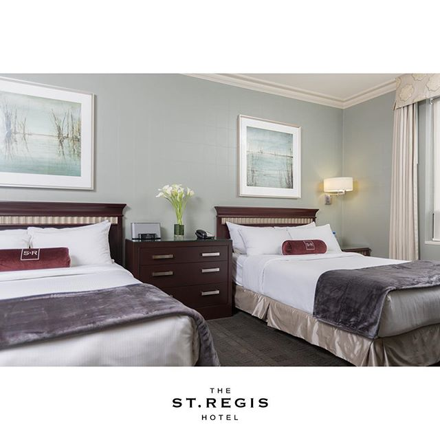 St. Regis Hotel shoot. Last one. Room series at www.stregishotel.com