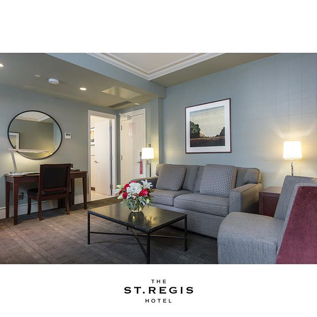 Another from the St. Regis Hotel shoot. Room series at www.stregishotel.com