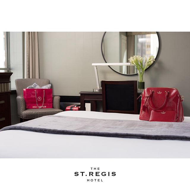 St. Regis Hotel shoot. Room series at www.stregishotel.com