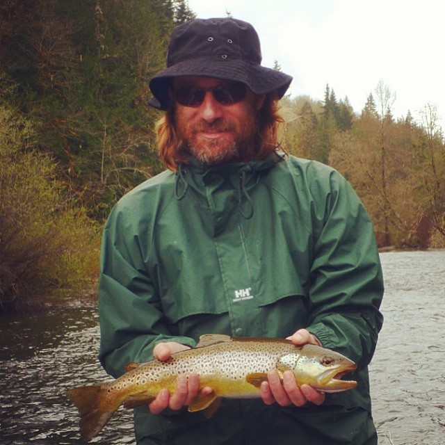 First Cowichan Brown.