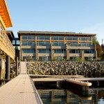commercial Real Estate Photography tofino dock