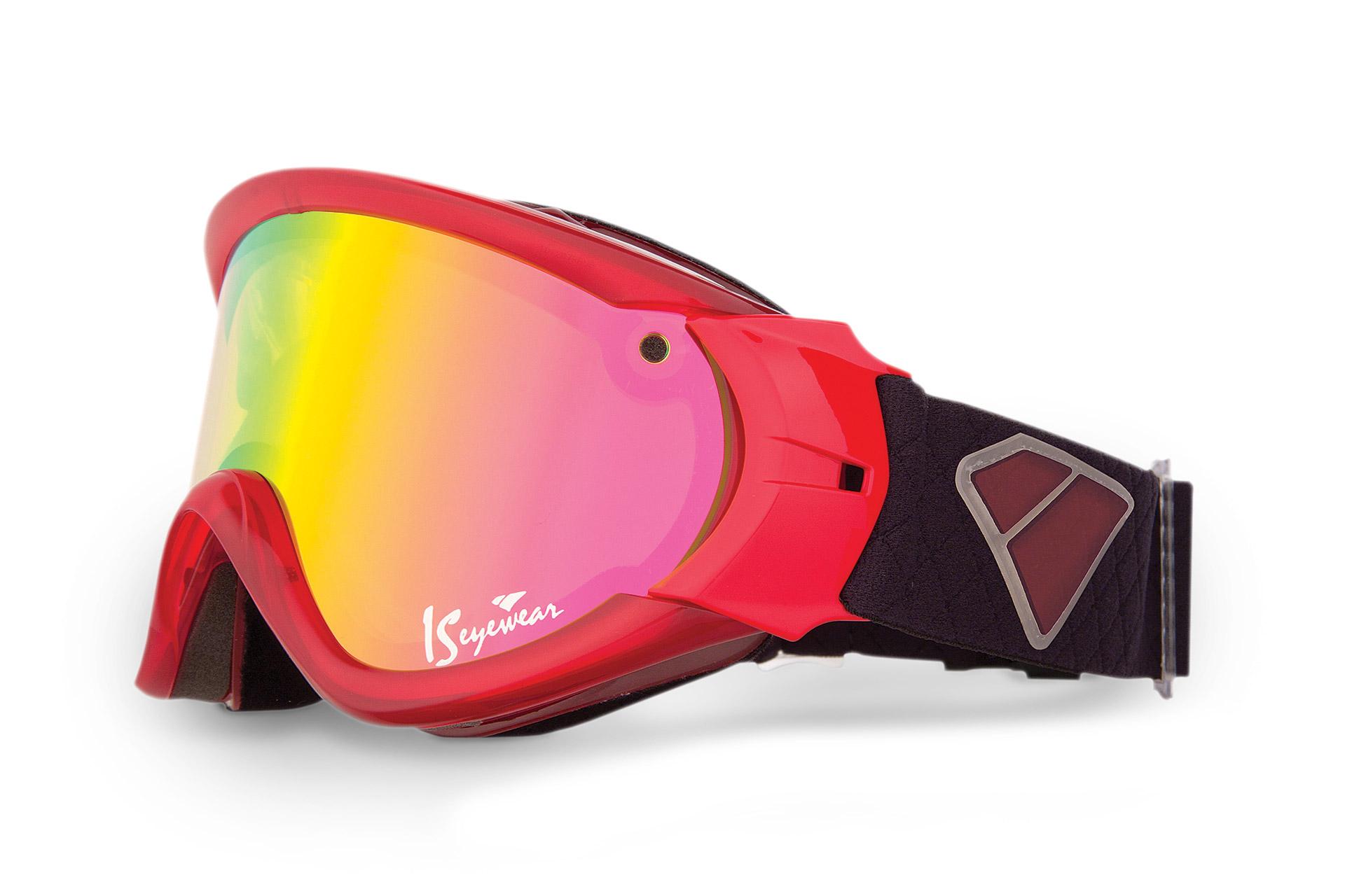 Is Eyewear Type R Crystal Red